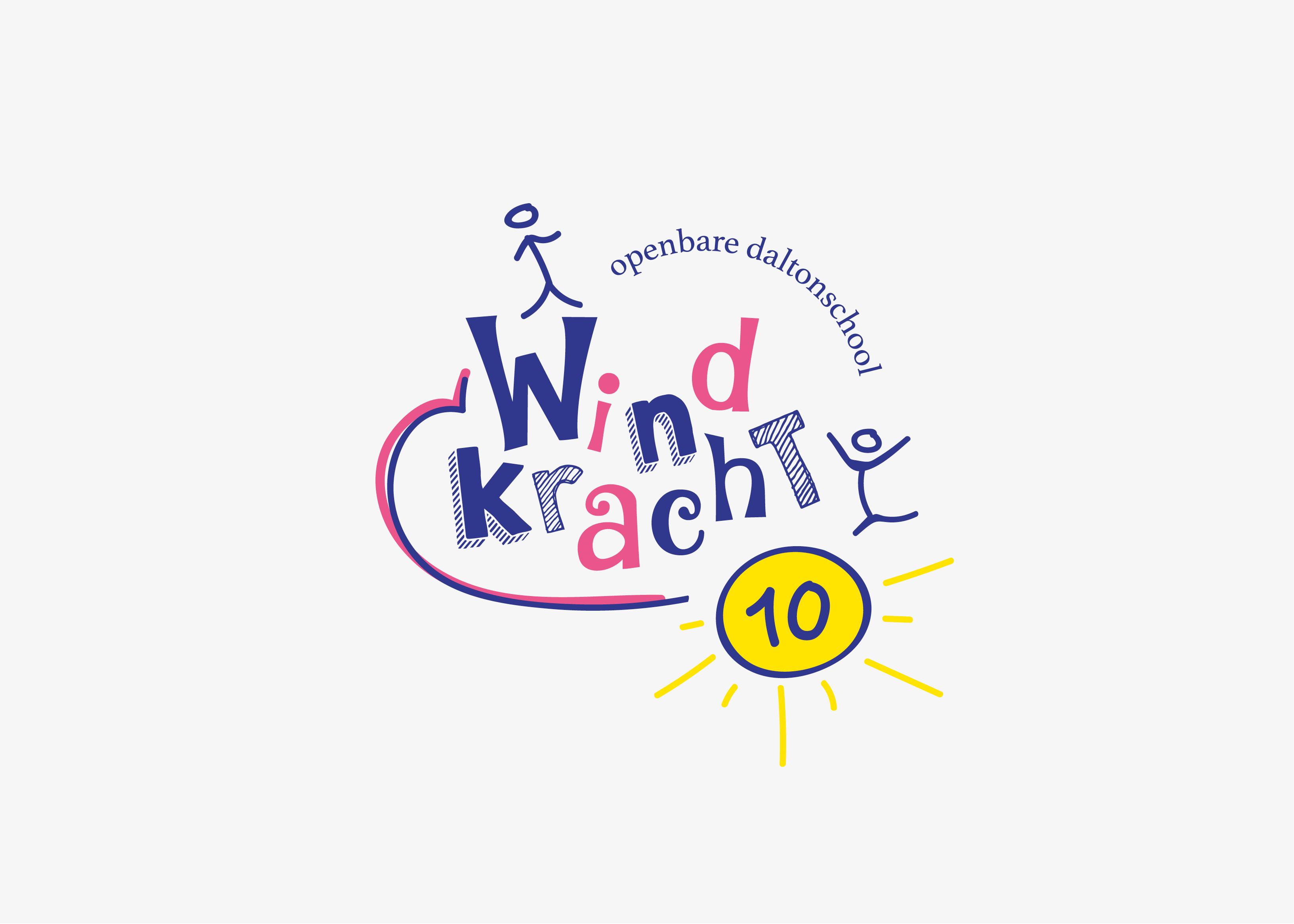 Voorbeeld van een logo ontwerp. Ontwerpbureau: burowit in Kampen