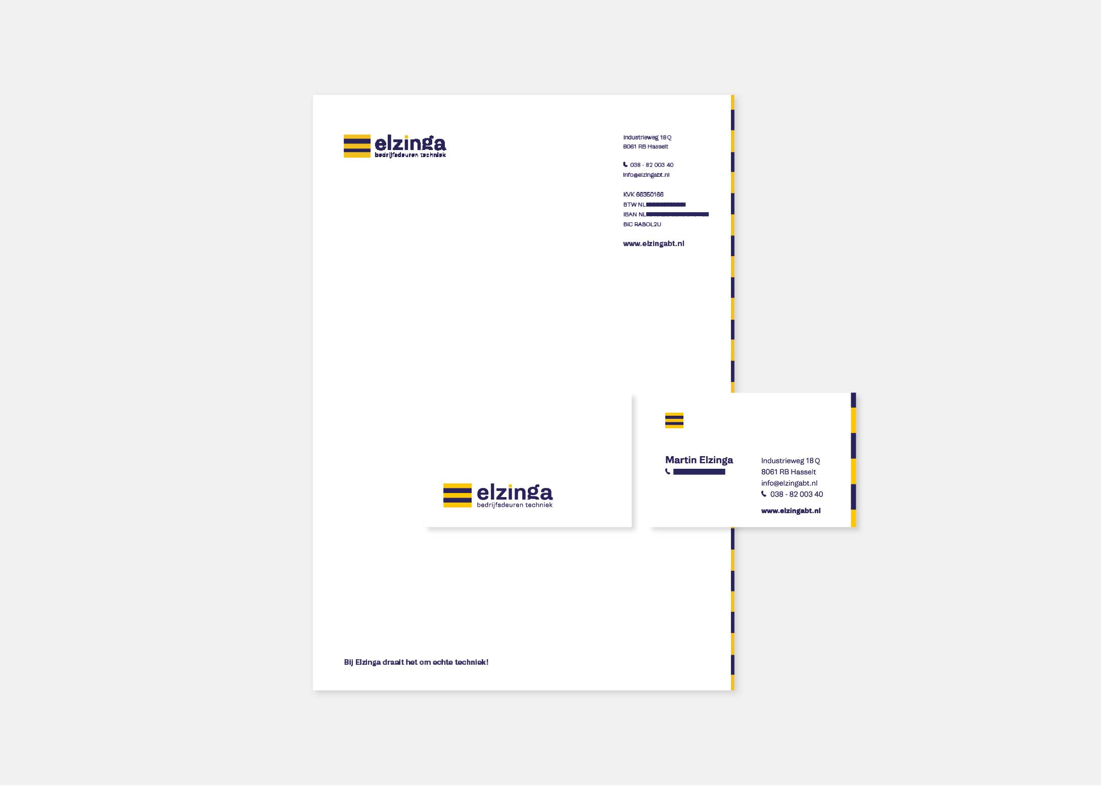 Huisstijl ontwerp voor mijn bedrijf laten maken Burowit Reclame ontwerp Thirza Bakker David van der Toorn