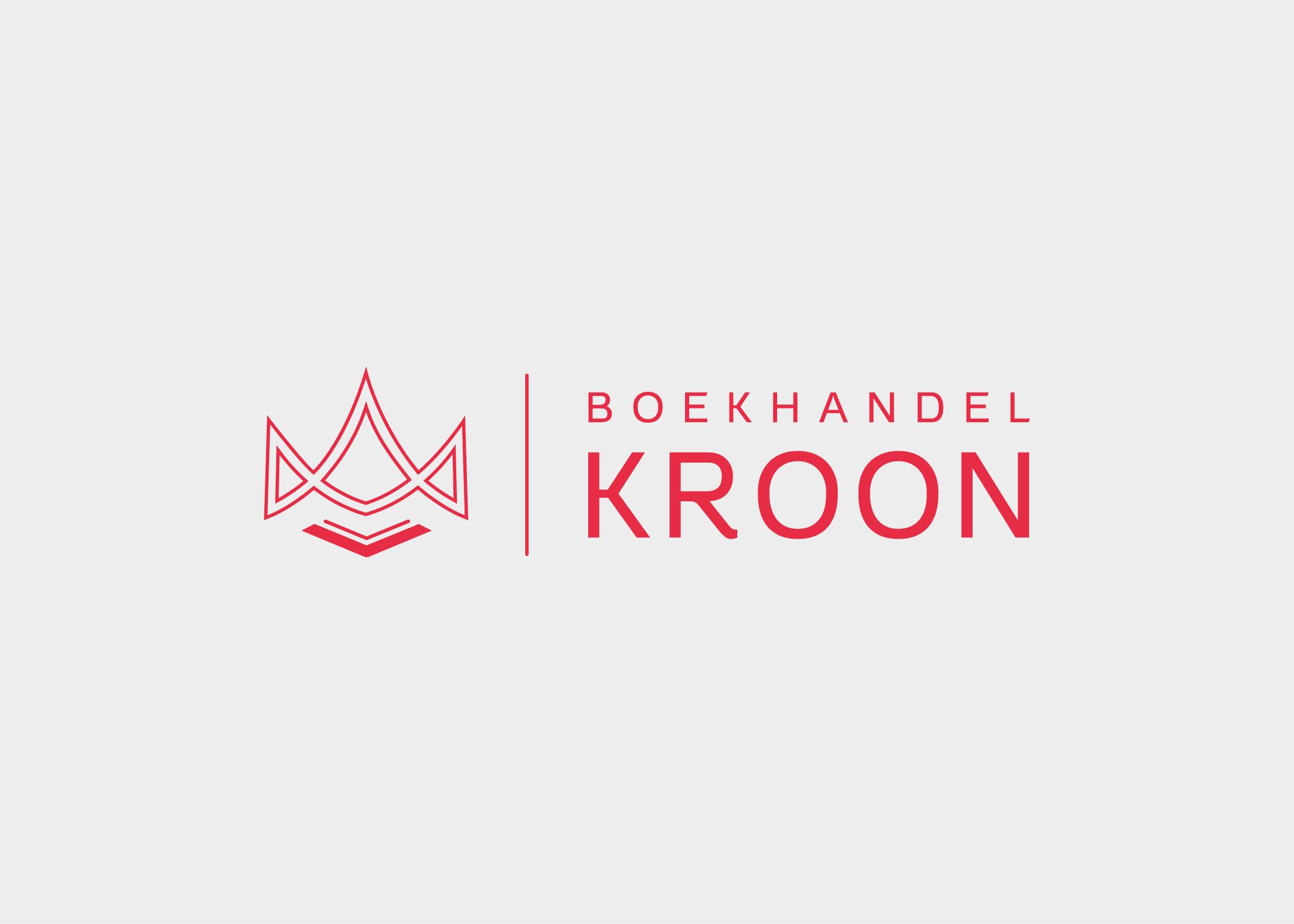 Logo boekhandel ontwerp laten maken Burowit reclamebureau kampen Thirza Bakker David van der Toorn