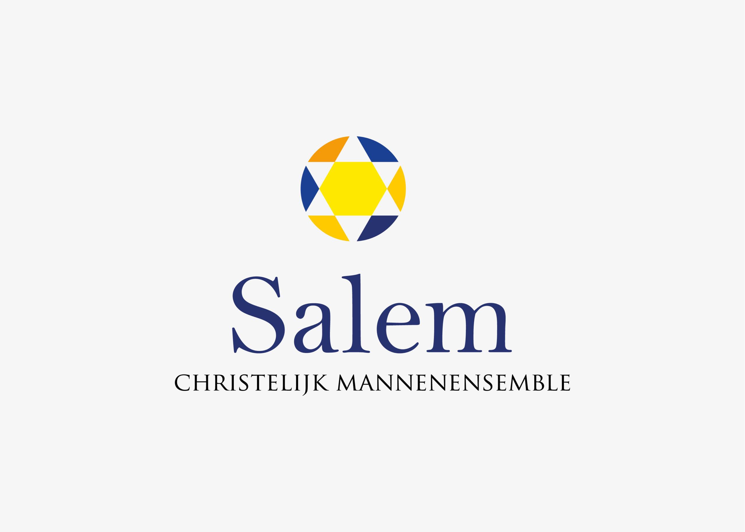Logo ontwerp Mannenensemble ontwerp logo laten maken door burowit Thirza Bakker Kampen Grafisch ontwerpbureau