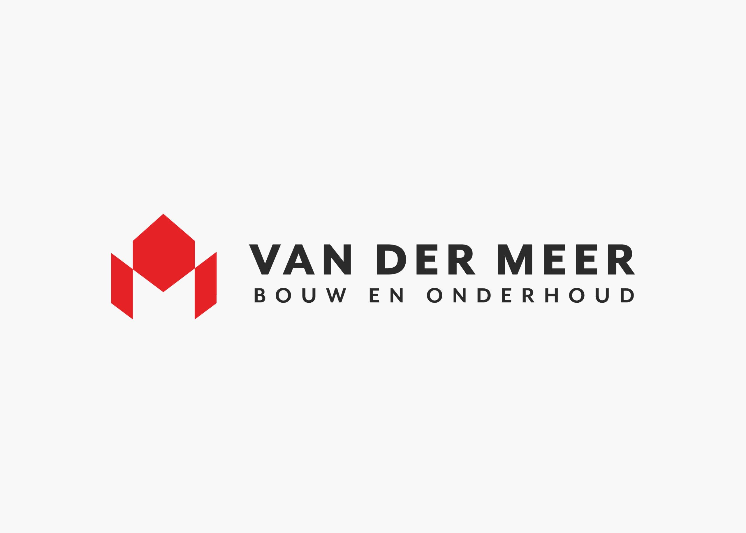 Logo-ontwerp-Van-der-Meer-Bouw-onderhoud-designer-ontwerper-burowit-kampen-ontwerpbureau-Thirza-Bakker