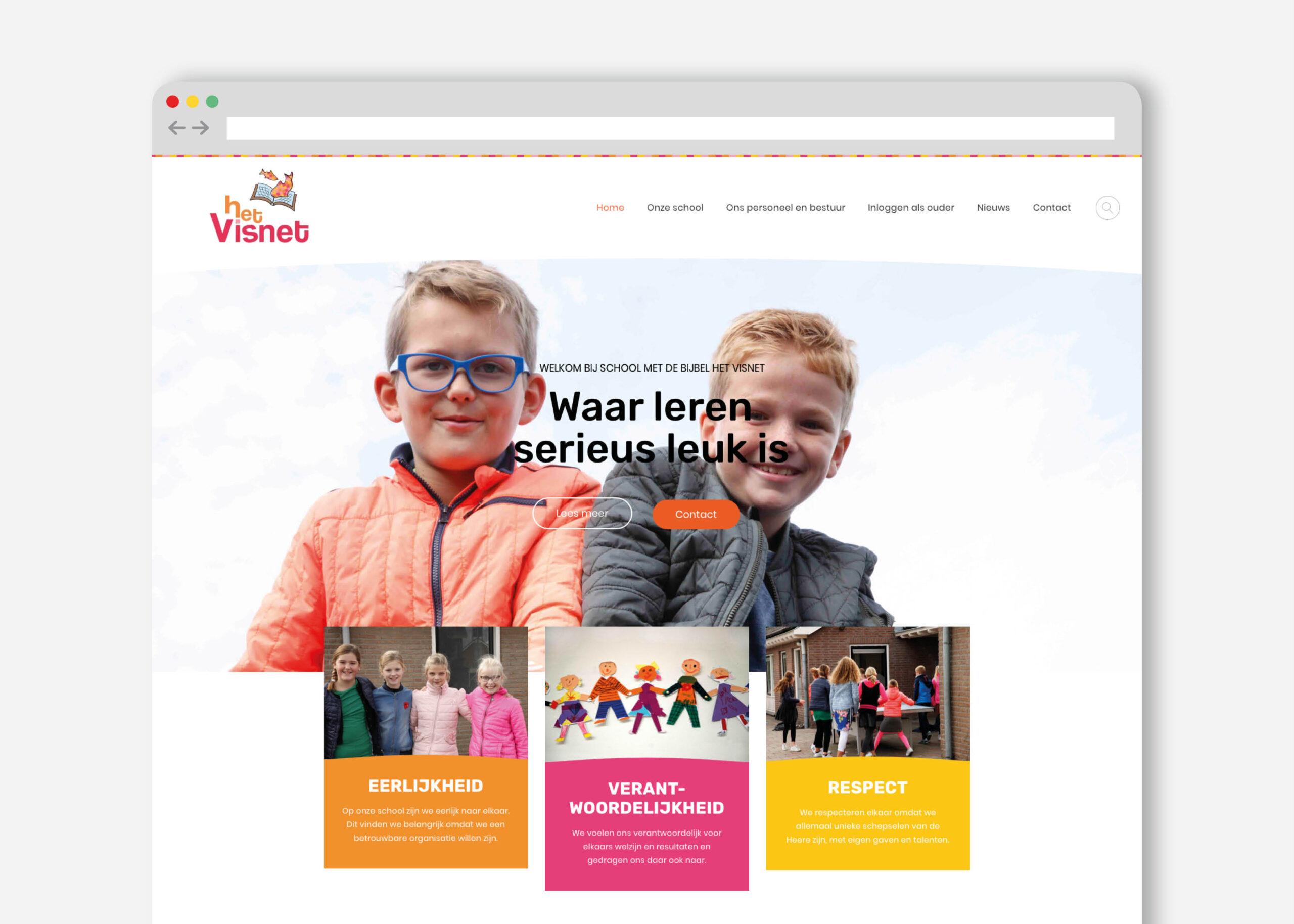 Burowit ontwerp en realisatie website webdesign WordPress Thirza Bakker David van der Toorn SEO teksten