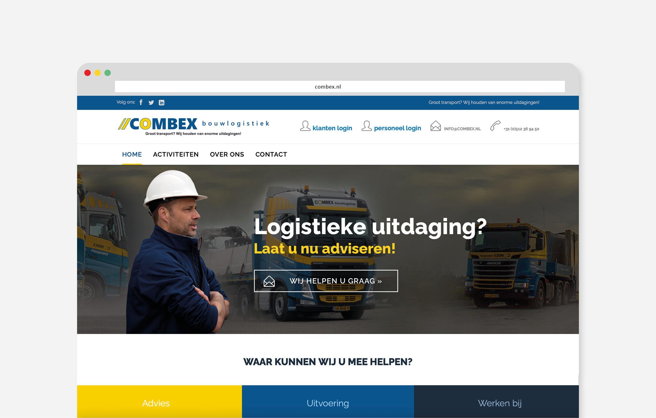 Website designer Burowit Kampen Webdesigner Thirza Bakker David van der Toorn